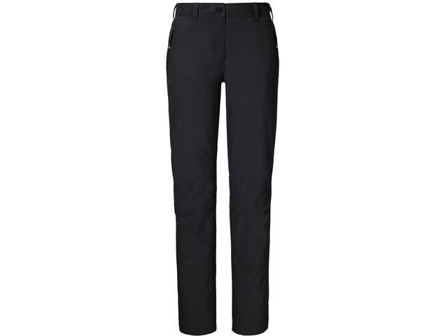 Schöffel Engadin - Pantalones Mujer - short negro
